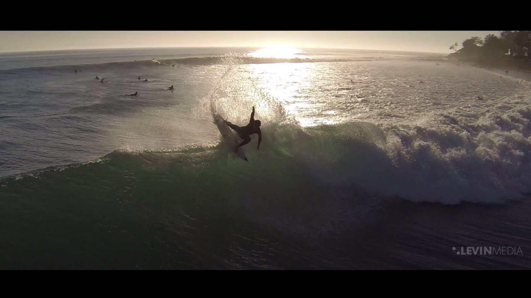 Yet More Aerial Surfing – Rincon