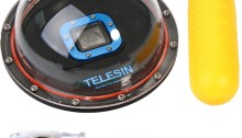 The XCSOURCE GoPro Dome looks identical to the Telesin version, but it's a bit cheaper at $83.99