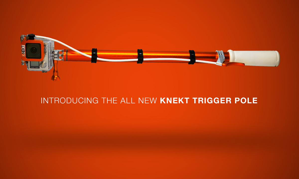 The KNEKT KTP18 Trigger Pole has just been released.