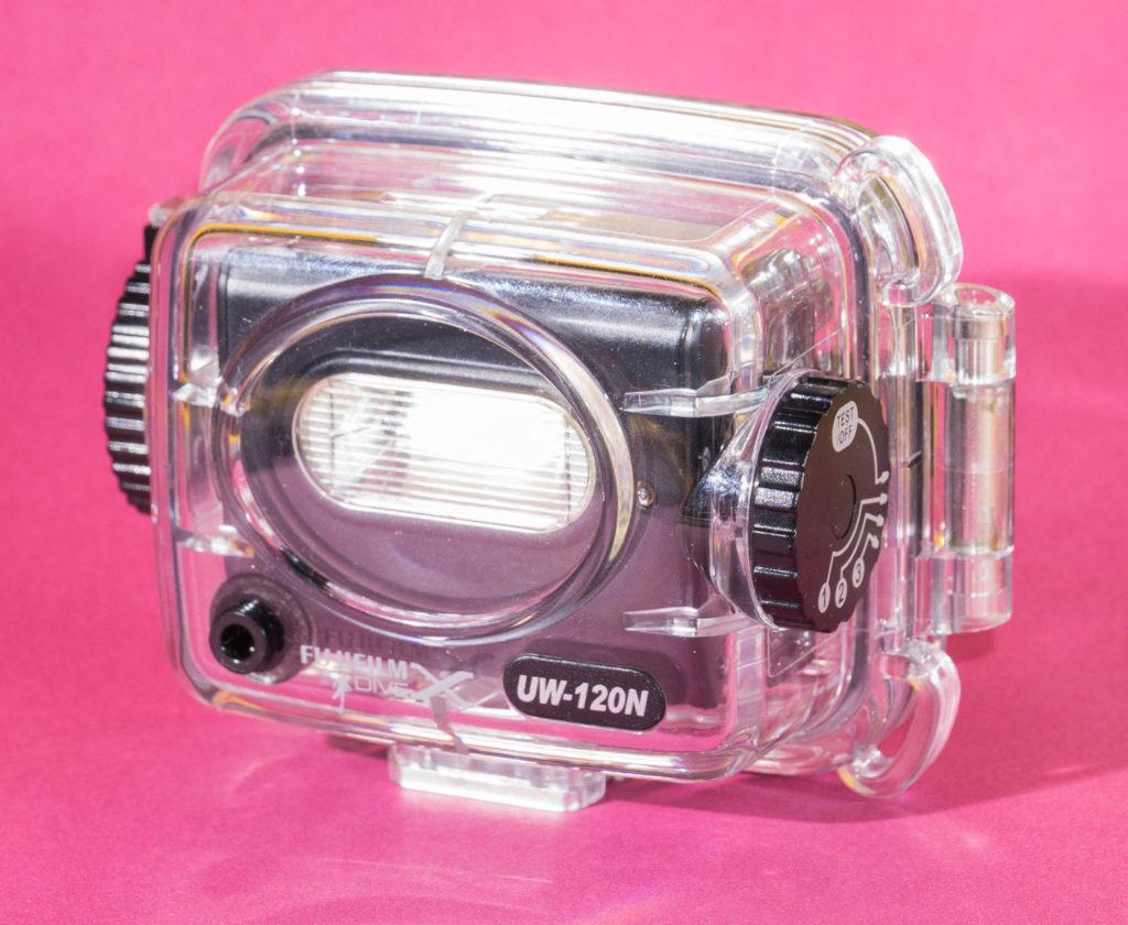 Fuji nano flash, also available as the fantasea nano flash