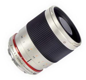 Samyang mirror lens