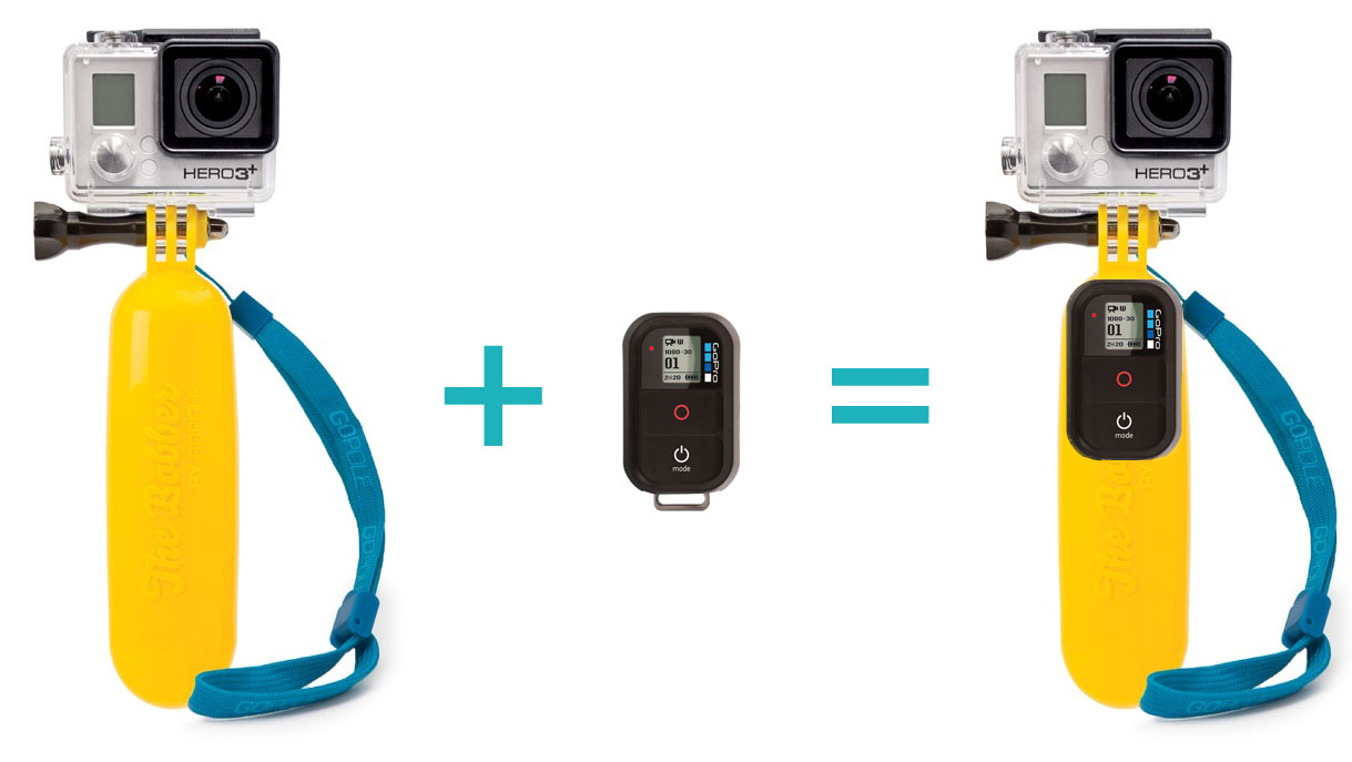 gopro hero 3 and hero 3 pistol grip triggers which is best