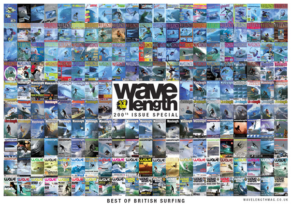 Wavelength Magazine Covers - via Wavelength Magazine Crowdfunder Campaign