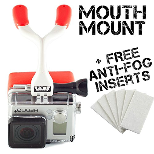 Buy the Grill Mount on Amazon with some free anti fog inserts for $33