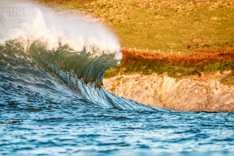 I'm going to miss the Canon 70D and Canon 70-200mm set-up, it's a winning combination for surf photography.