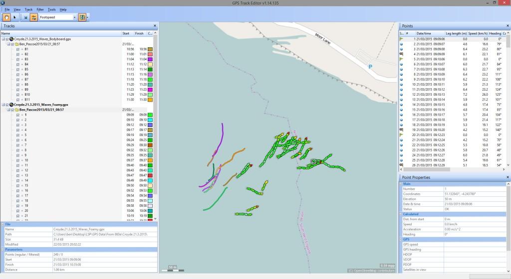 GPS Track Editor