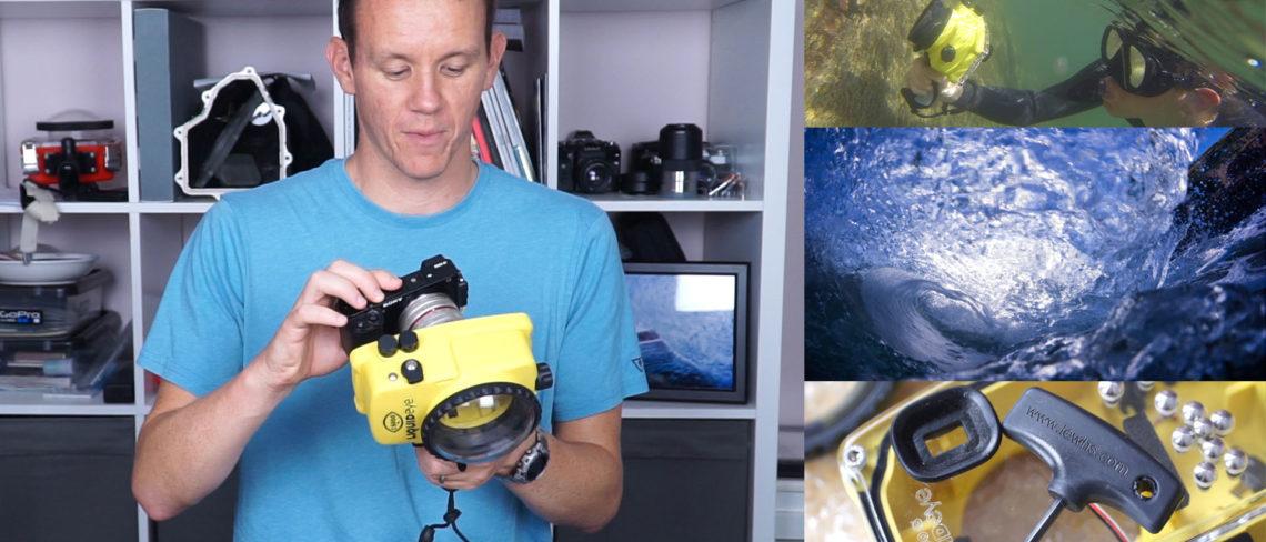 Liquid Eye C6000 video review