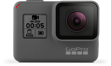 Is the 10m rating enough for GoPro Hero 5 surf photography?