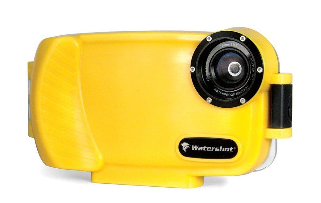 Watershot waterproof iPhone case