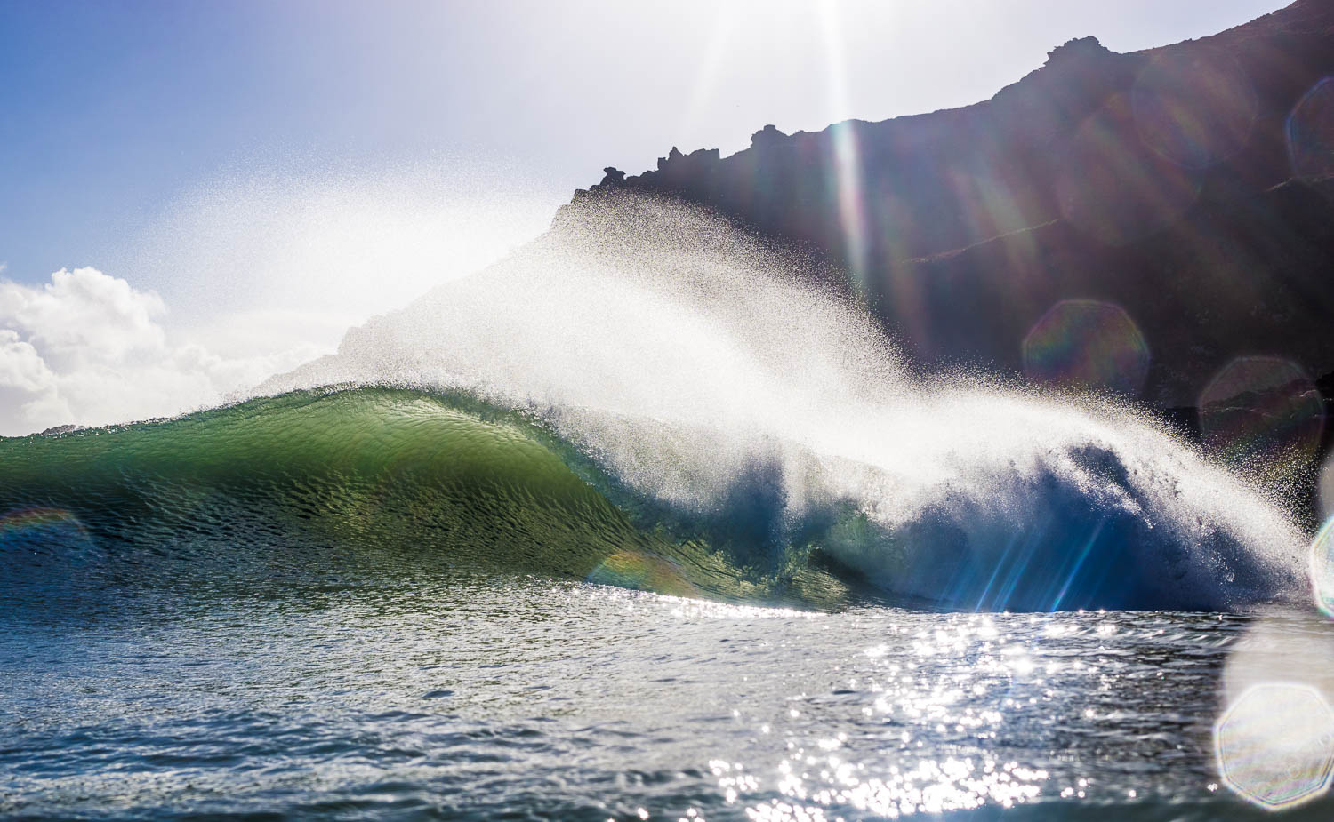 Ben Pascoe's photo in the Global Surf calendar 2018