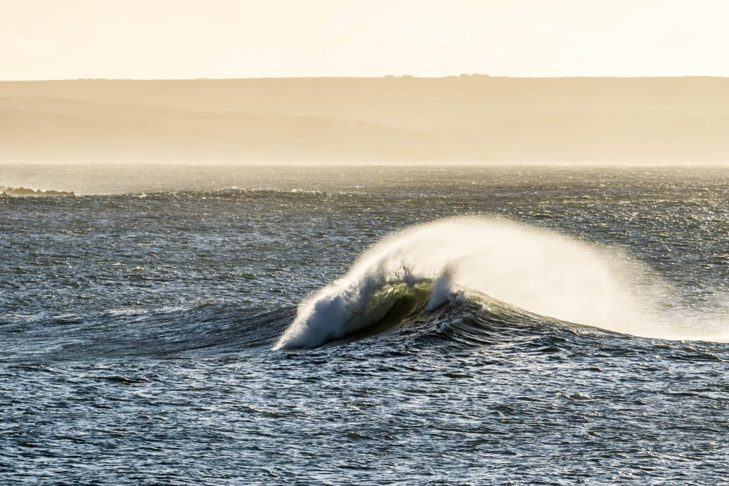Surf photo taken on the Sony 70-200 f4 G OSS lens