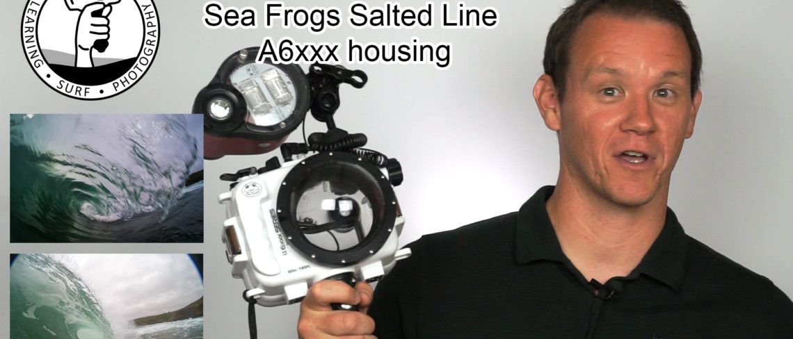 "4"" dome for Sea Frogs Salted Line A6xxx housing"