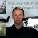 The Frog Ports USA 6 inch dome port for the Sea frogs salted line a6xxx housing